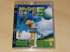 Videojuegos golf Sony