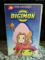 Digital Digimon monsters - vhs - 1999 - Rai Trad -F