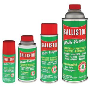 Ballistol Multi Purpose Lubricant Gun Cleaner, Different Prices & Sizes USA Made