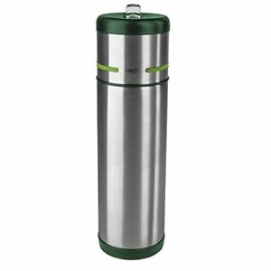 Emsa 512963 Mobility Insulated Flask with Drinking Nozzle Stainless Steel 0.5L