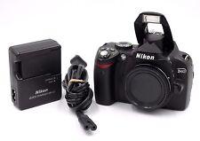 Nikon D40 6.1 MP Digital SLR Camera Body - Shutter Count: 13,628