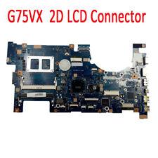 For Asus G75V G75VX Laptop Motherboard 2D Connector REV2.0 Mainboard PGA989 USA