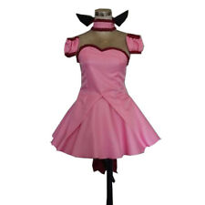 Tokyo Mew Mew Power Zoey Pink Dress Cosplay Costume A018