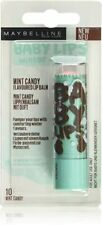 Maybelline Baby Lips (Winter Delight) - 10 Mint Candy Flavoured Lip Balm