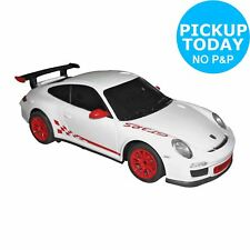 Porsche 911 GT3 RS Radio Controlled Car - White.