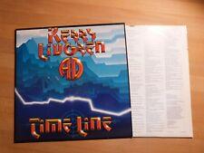 "12"" LP - Xian - Kerry Livgren - Time Line - Epic"