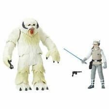 Hasbro Star Wars: Wampa and Luke Hoth 10cm Mini Action Figure - Pack of 2 (E1689)