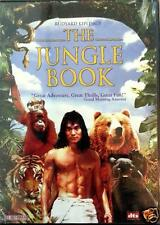 The Jungle Book [DVD PAL Color] (1994) Jason Scott Lee, Sam Neil, Live Disney