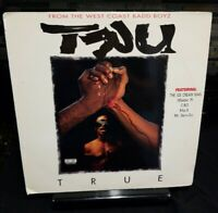 TRU True No Limit LP Hip Hop Vinyl 1995 Master P Serv-on no limit records Record
