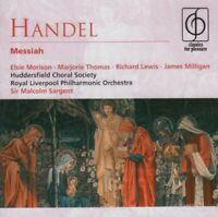 Richard Lewis - Handel: Messiah [CD]