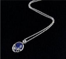 Vintage The Vampire Diaries Katherine Anti-sunlight Lapis Lazuli Necklace