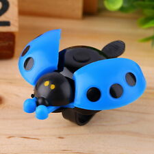 Lovely Kid Beetle Ladybug Ring Bell J6r Cycling Bicycle Bike Ride Horn Alarm 1&