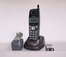 panasonic kx-tga542b 5.8ghz cordless expan handset for kx-tg5433b kx-tg5452b