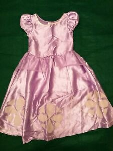 Disney Rapunzel Dress costume - Age 3 - 4