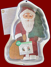 Old World Santa Cake Pan Complete by Wilton #2041