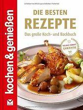 Kochen & Genießen: Die besten Rezepte: Das große Ko... | Buch | Zustand sehr gut