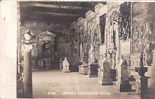 # PISA: INTERNO CAMPOSANTO ANTICO - fotocartolina  1917