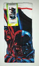 Star Wars White Darth Vader Beach Towel, NEW, BONUS
