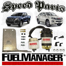 FM601DPK - Fuel Manager Kit- Isuzu D-Max 2012 Onward - Protect your Injectors