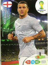 Adrenalyn XL-kyle walker-inglaterra-FIFA World Cup Brazil 2014 WM