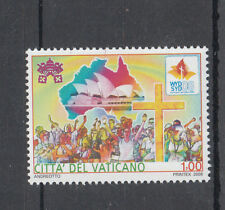 G 002 ) VATICAN 2007 MNH - 13th World Youth Day, Sydney  mint never hinged