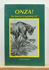 Onza! The Hunt for a Legendary Cat 1995 Carmony Big Game Hunting Mexico Cougars