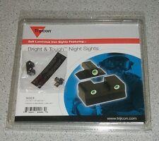 NEW Trijicon SG03 Sig Sauer P220 P229 P240 P245 & MORE 3 Dot Night Sight 2015