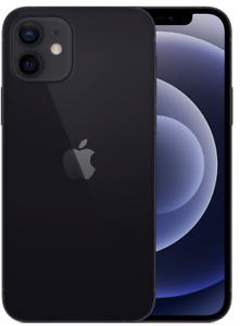 Apple iPhone 12 - 64GB - Schwarz (Ohne Simlock) NEU OVP
