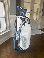 New listing Michael Jordan GROVE XXIII Vessel Stand Golf Bag - VERY RARE
