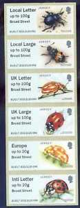 Jersey Post and Go Beetles (Broad Street) Jan 2017 with Receipt