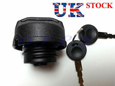 1x Fuel Petrol Cap&Key Locking Tank for Polo VW Golf Mk2 3 4 5 Caddy Lupo Beetle