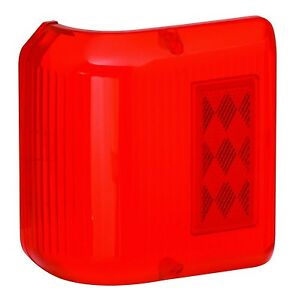 Bargman 34-86-711 Replacement Lens Clearance Side Marker Lights - Red
