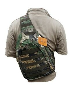 Extreme Pak Sling Should Bag Backpack Hunting Hiking Molle Camo Archery