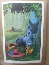 Puss in Boots  Poster 1970's in#G373