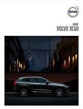 2018 MY Volvo XC60 03 / 2017 catalogue brochure 78 p.