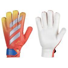 Adidas X-Lite Size 9 Soccer Football Goalkeeper Gloves DN8537 Red Yellow