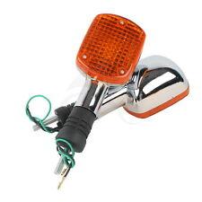 2x Motorcycle Turn Signal Blinker Light For Honda Magna VF250 VF750 Rebel CA250