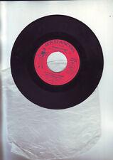disque 45 tours - candy candy -- pas de pochette - raconté par Perrette Pradier