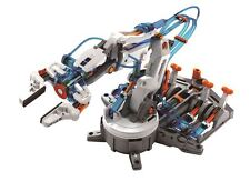 Build Your Own Kit idraulico Robot Arm Remote Controlled bambini educativi