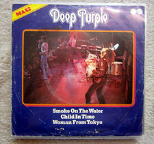 Single EP / DEEP PURPLE / 1977 / RARITÄT / DE / PURPLE RECORDS /