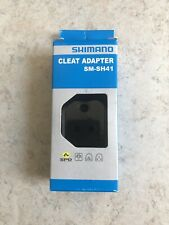 Shimano SM-SH41 Spd Cleat Adapters Black Brand New Pedaling Dynamics P1