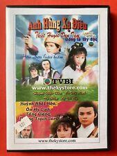 ANH HUNG XA DIEU 1983 -  PHIM BO HONGKONG - 21 DVD - USLT