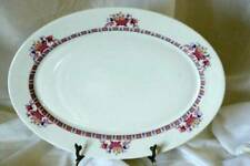 Syracuse China Virginia Old Ivory Line Oval Platter 16""
