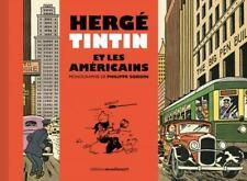 Hergé, Tintin et les Américains – Monographie de Philippe Goddin (2020)