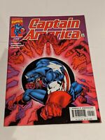 Captain America Reborn #5 Variant Edition Marvel Comics vf//nm CB2286