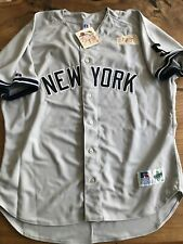 Vintage Deadstock 1999 Darryl Strawberry New York Yankees Authentic MLB Jersey