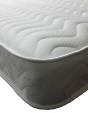 SHORTY 2ft6 by 5ft9 175cm x 75cm Micro Quilted Darcy Wave Basics Bunk Mattress