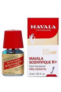 Mavala Scientifique K+ Nagelhärter 5 ml. Nail Hardener.