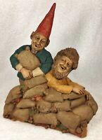 GOOD SAMARITAN-R 1993~Tom Clark Gnome~Cairn Item #5239~Ed #26~COA~Story Included