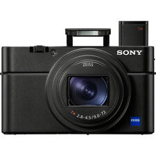 Sony RX100 VI Cyber-shot Digital Camera 20.1 MP with 24-200mm Zoom (OPEN BOX)